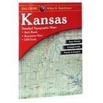 shop Garmin / Delorme Atlas & Gazetteer - Kansas