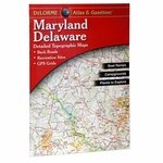 shop Garmin / Delorme Atlas & Gazetteer - Maryland Delaware