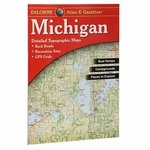 shop Garmin / Delorme Atlas & Gazetteer - Michigan