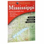 shop Garmin / Delorme Atlas & Gazetteer - Mississippi