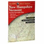shop Garmin / Delorme Atlas & Gazetteer - New Hampshire / Vermont