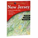 shop Garmin / Delorme Atlas & Gazetteer - New Jersey