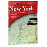 shop Garmin / Delorme Atlas & Gazetteer - New York