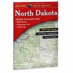 shop Garmin / Delorme Atlas & Gazetteer - North Dakota