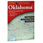 shop Garmin / Delorme Atlas & Gazetteer - Oklahoma