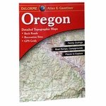 shop Garmin / Delorme Atlas & Gazetteer - Oregon