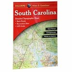 shop Garmin / Delorme Atlas & Gazetteer - South Carolina