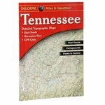shop Garmin / Delorme Atlas & Gazetteer -  Tennessee