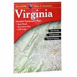 shop Garmin / Delorme Atlas & Gazetteer - Virginia