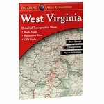 shop Garmin / Delorme Atlas & Gazetteer - West Virginia