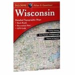 shop Garmin / Delorme Atlas & Gazetteer - Wisconsin