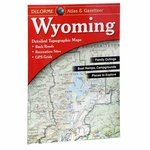 shop Garmin / Delorme Atlas & Gazetteer - Wyoming