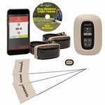 shop Garmin Delta InBounds Wireless Containment System 2-dog