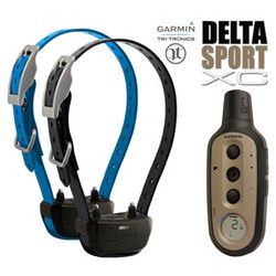 shop Garmin Delta SPORT XC Remote Training Collar 2-dog