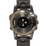 shop Garmin Fenix 5S Sapphire Watch Back Detail