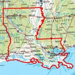 shop Garmin Huntview PLUS Map Card - Louisiana