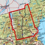 shop Garmin Huntview PLUS Map Card - New Hampshire, Vermont