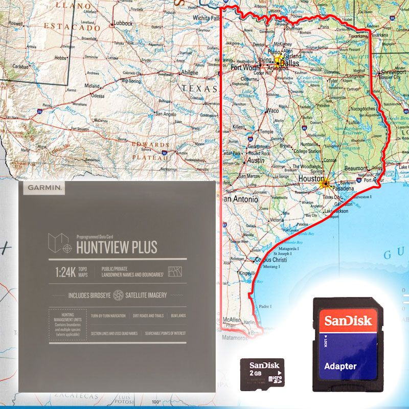 Garmin Huntview PLUS Map Card - Texas East. $89.99. on north texas, map of longview texas, map of texas with all, edwards plateau, high plains, detailed map of texas, south plains, texas panhandle, southeast texas, map of new mexico, texas hill country, cities in northeast texas, map of granbury texas, west texas, piney woods, map of northern texas, map of palestine texas, map of louisiana, northeast texas, tyler texas, map of houston, map of texas battles, south texas, jefferson texas, map of texas small towns, permian basin, gulf coastal plain, map of tennessee, rio grande valley, map of northeast texas, central texas, map of oklahoma, map of texas counties,