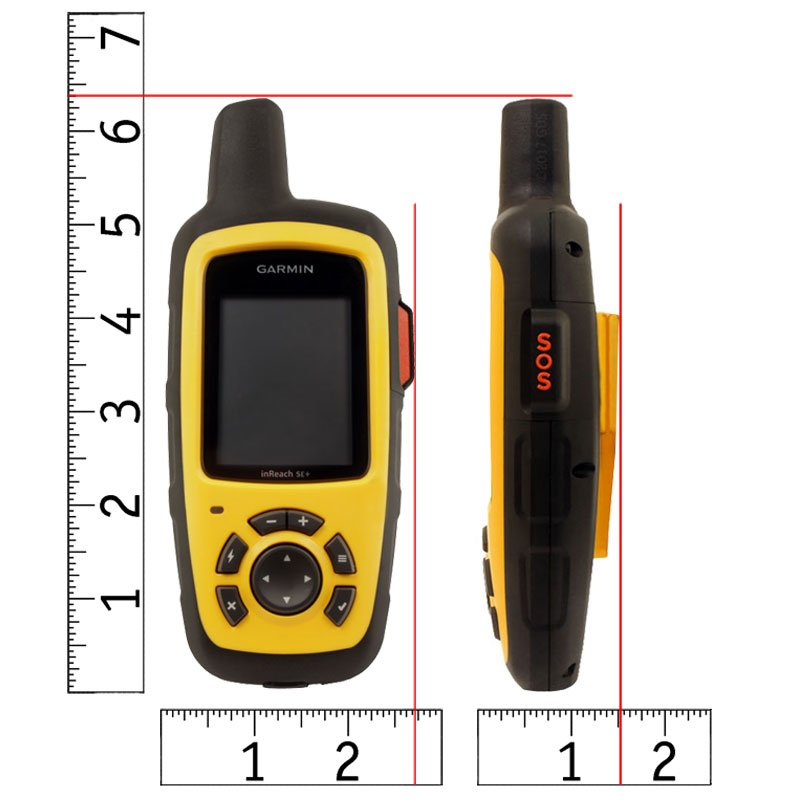 Garmin inReach SE+ Scaled