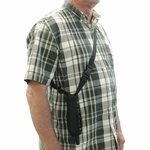 shop Garmin PRO Holster Worn Over Shoulder