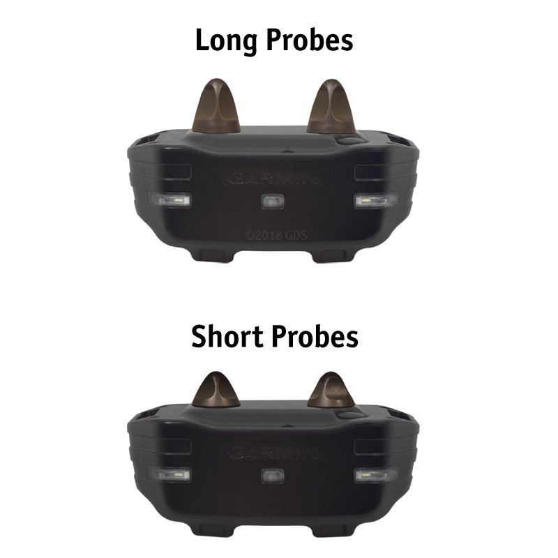 Garmin Pro Series Plastic Probes Comparison