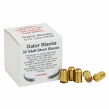 Blanks and Poppers