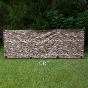 shop GDS 4-Pole 12 ft. Camo Holding Blind