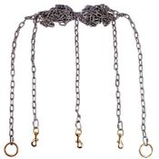 shop GDS Stainless Steel Chain Gang 3-dog -- Chain Only