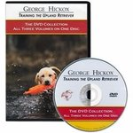 shop George Hickox Training the Upland Retriever: The DVD Collection, Volumes I through III