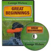 shop Great Beginnings: The First Year - Training the Upland Retriever DVD with George Hickox
