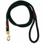 shop Green Mendota Rope Snap-leash