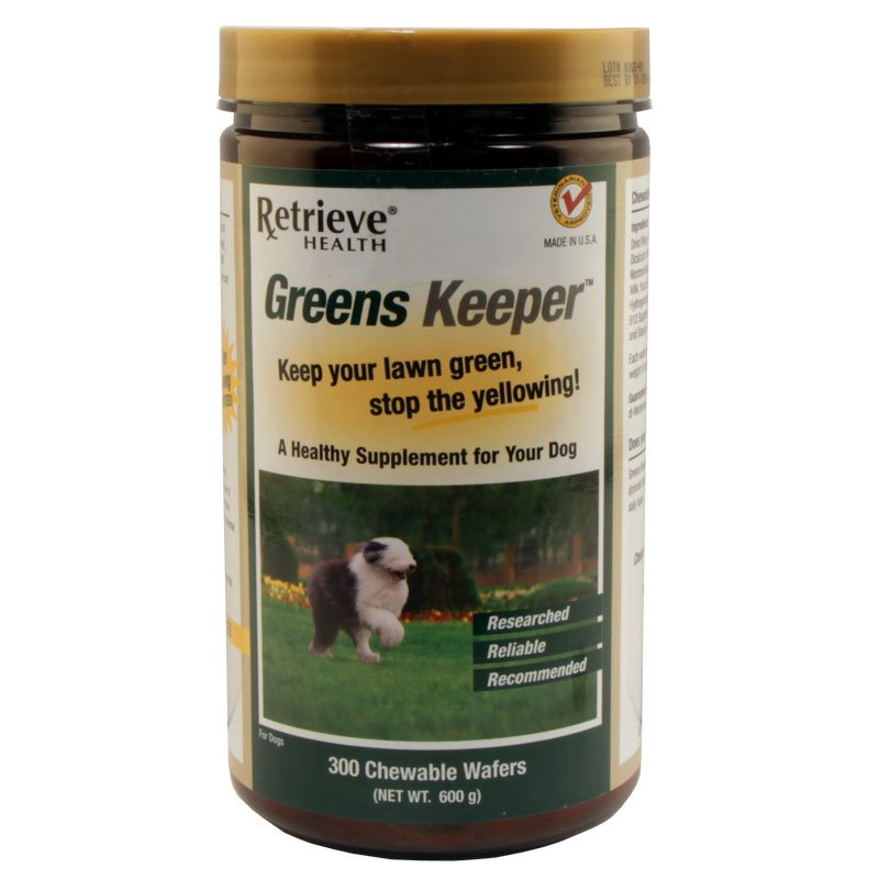 Keeps Lawns Beautiful And Stops Urine Burn