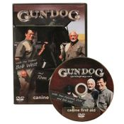 shop Gun Dog: Canine First Aid with Bob West and Tom Holcomb DVD