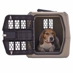 shop Gunner Kennels G1 Small Dog Crate Dog in Kennel