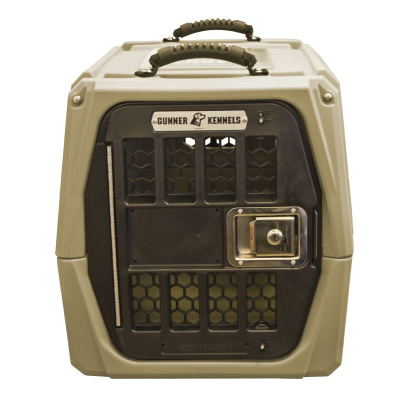 Gunner Kennels G1 Small Dog Crate Front
