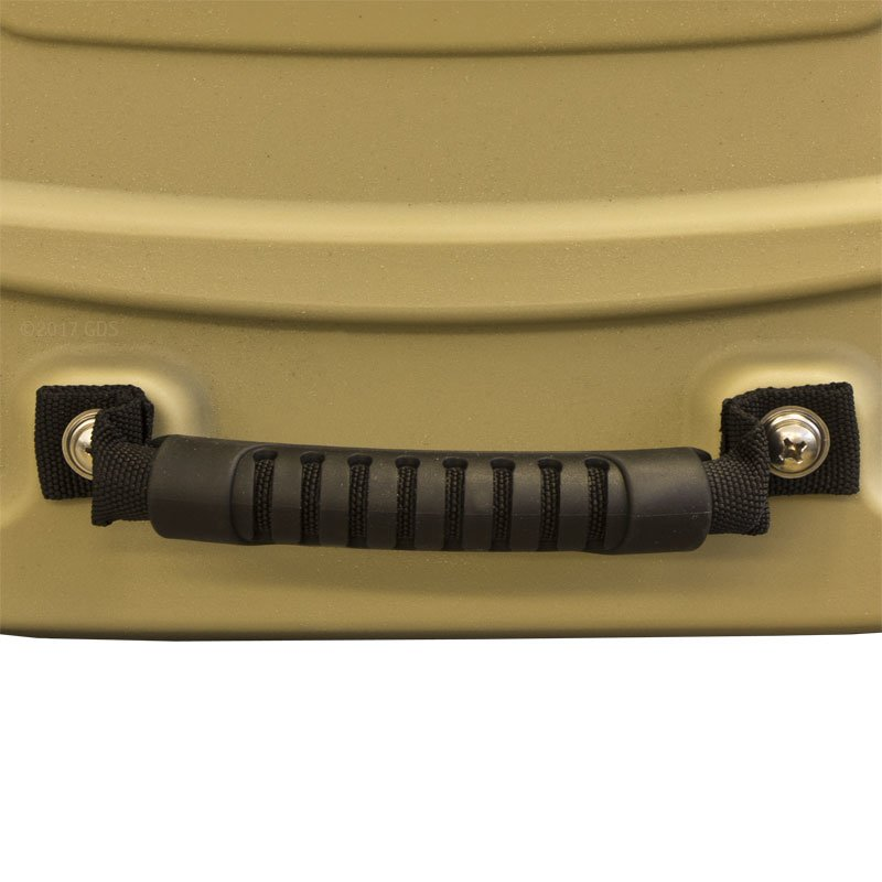 Gunner Kennels G1 Small Dog Crate Handle Detail