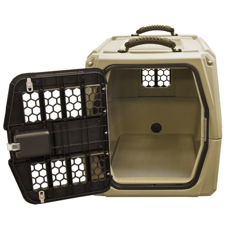 Gunner Kennels G1 Small Dog Crate Open