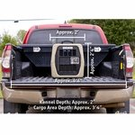 shop Gunner Kennels Small Dog Crate in Small Truck