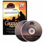 shop Gunshy Cure 2-CD Audio Set by Master's Voice