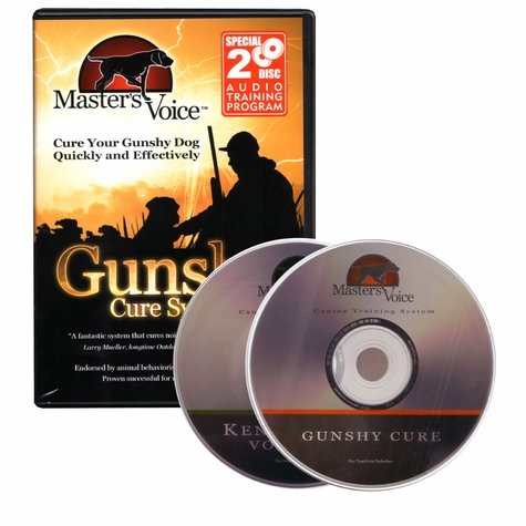Gunshy Cure 2-CD Audio Set by Masters Voice
