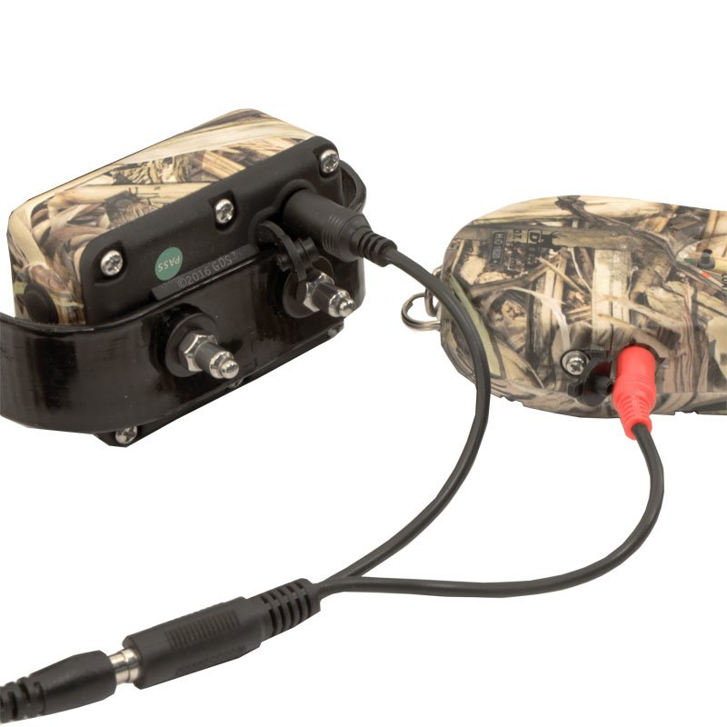 H2O 1820 PLUS Camo Receiver and Transmitter Charging