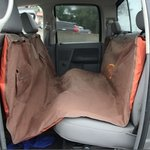 shop Hammock Seat Cover Installed in Truck