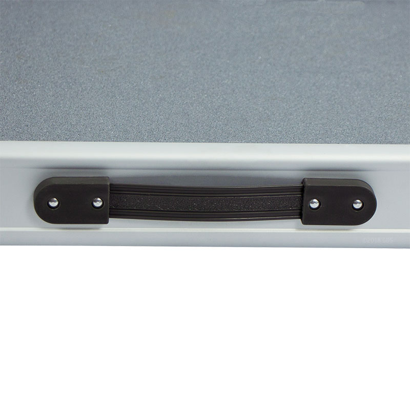XL Deluxe Telescoping Pet Ramp Handle Detail