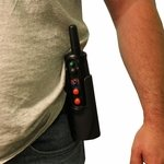 shop Hardshell Transmitter Holster on belt