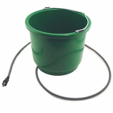 Heated 2-Gallon Bucket by Farm Innovators