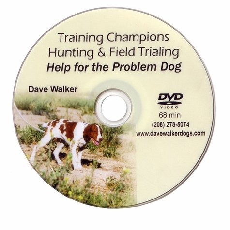 Help for the Problem Dog with Dave Walker DVD