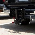 shop Hitch Step with One Step Off