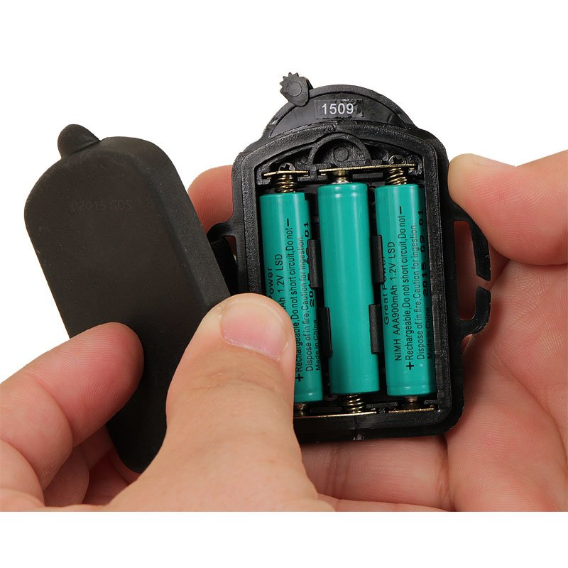 HL7R Battery Compartment Open