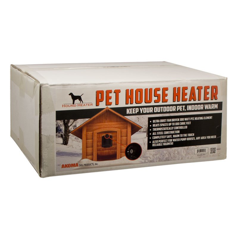 Hound Heater Plus Box