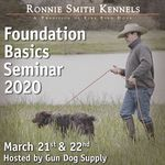 shop Huntsmith Foundation Basics Seminar with Instructor Ronnie Smith -- March 21-22, 2020